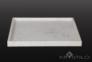 Astor Marble Tray